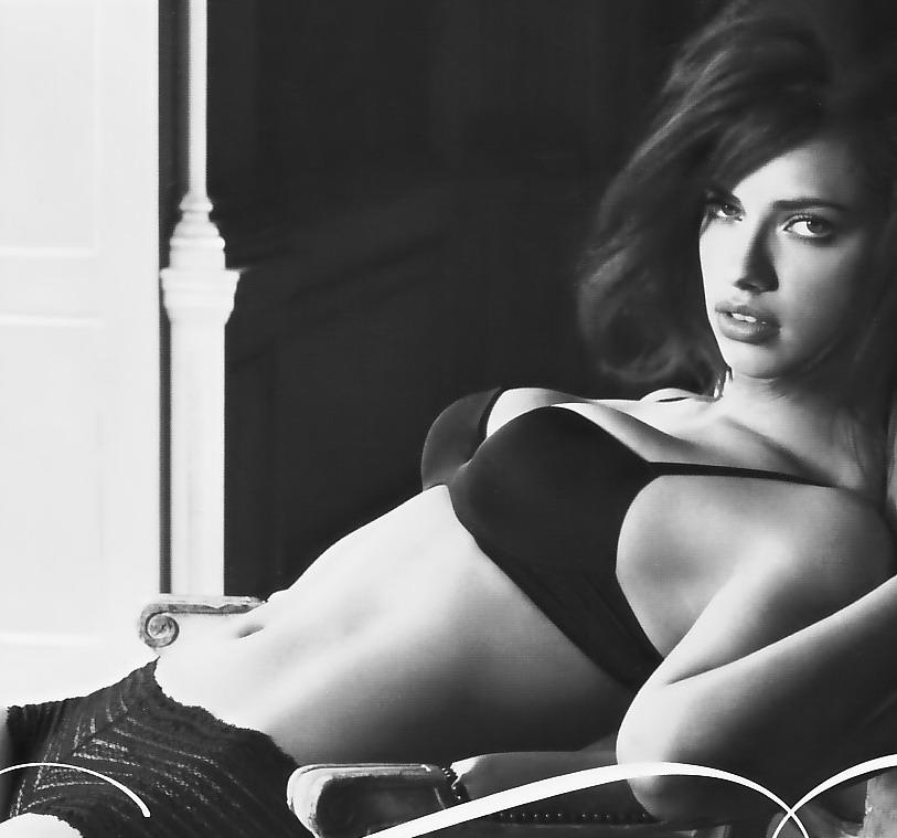 Adriana Lima VS wish