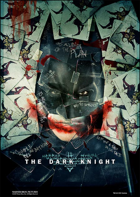 Dark Knight another poster
