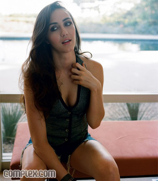 Madeline Zima desnuda en Californication