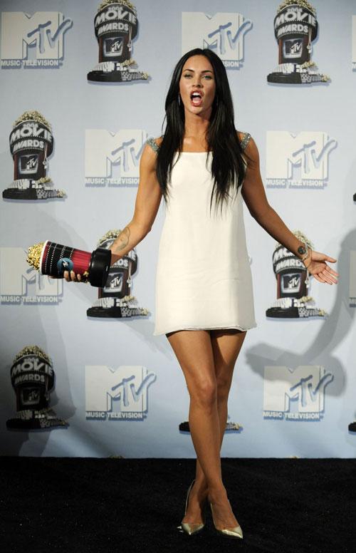 Megan Fox MTV Movie Awards 2008