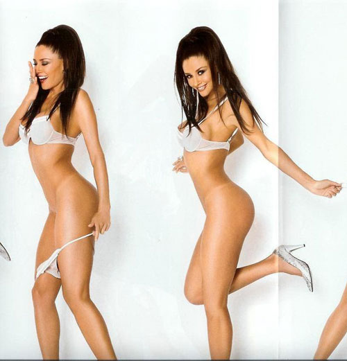 Dorismar desnuda H extremo