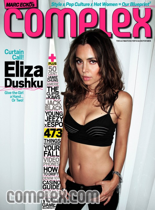 Eliza Dushku Complex