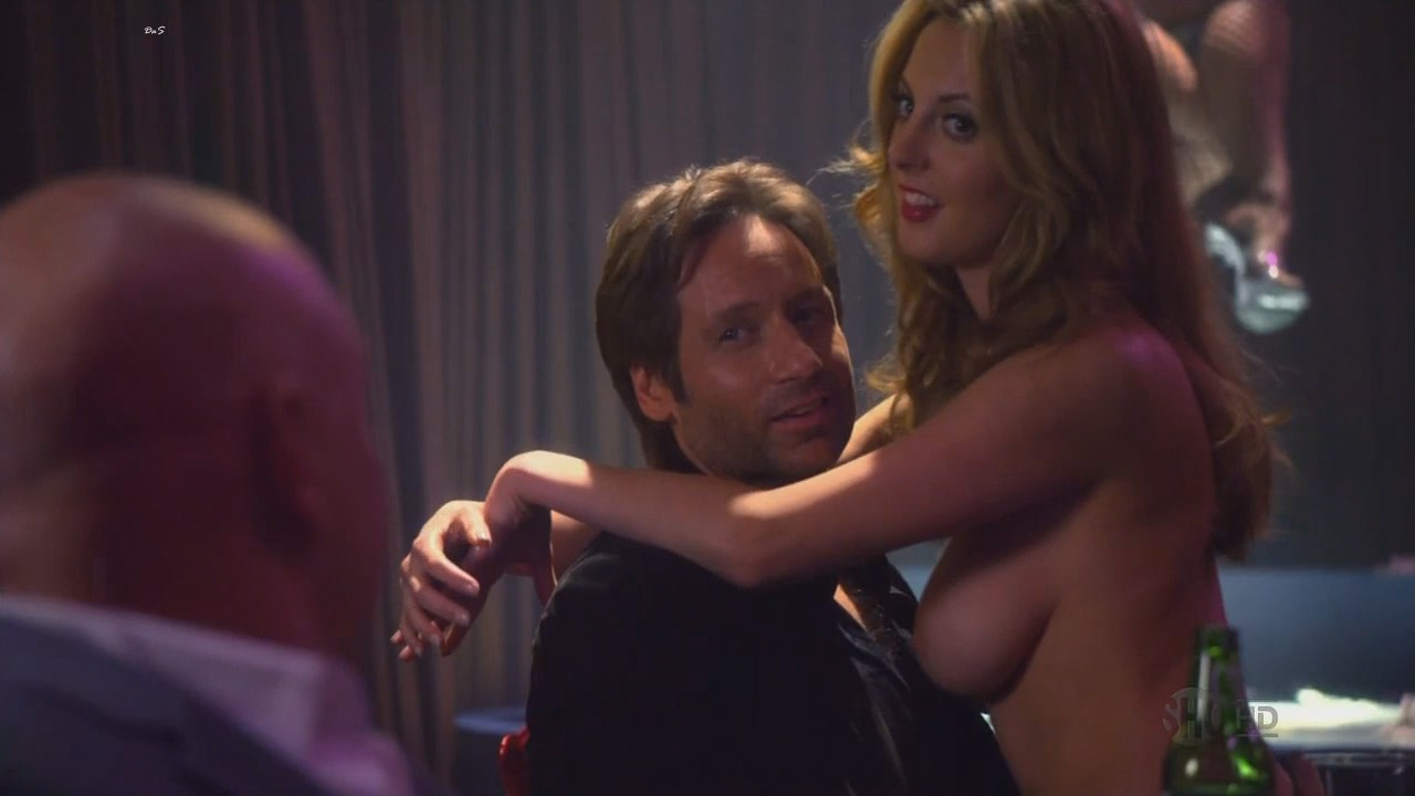 Eva Amurri Californication nude