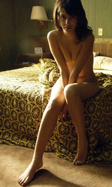 Liz Gallardo desnuda
