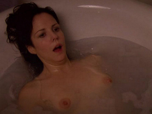 Mary-Louse Parker topless