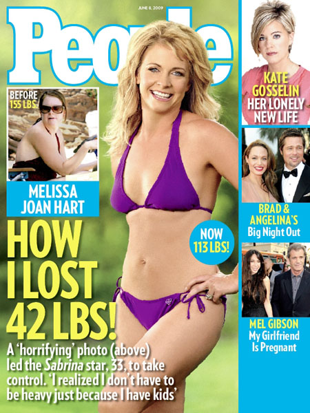 Melissa Joan Hart bikini