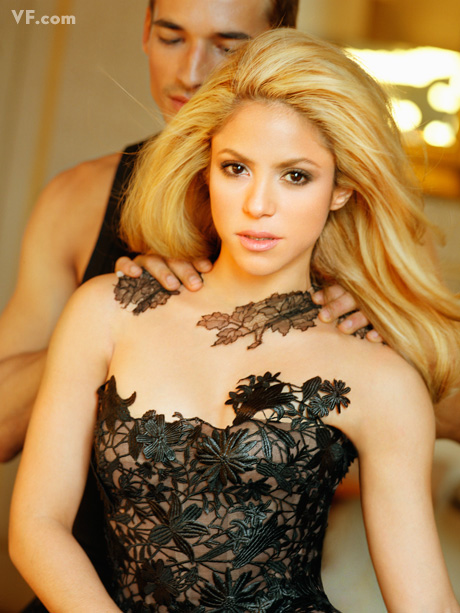 Shakira Vanity Fair