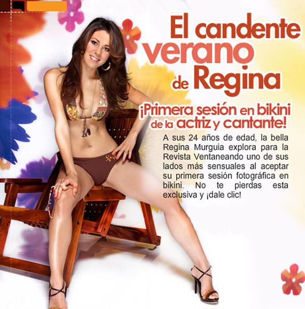 Regina de Jeans en Bikini