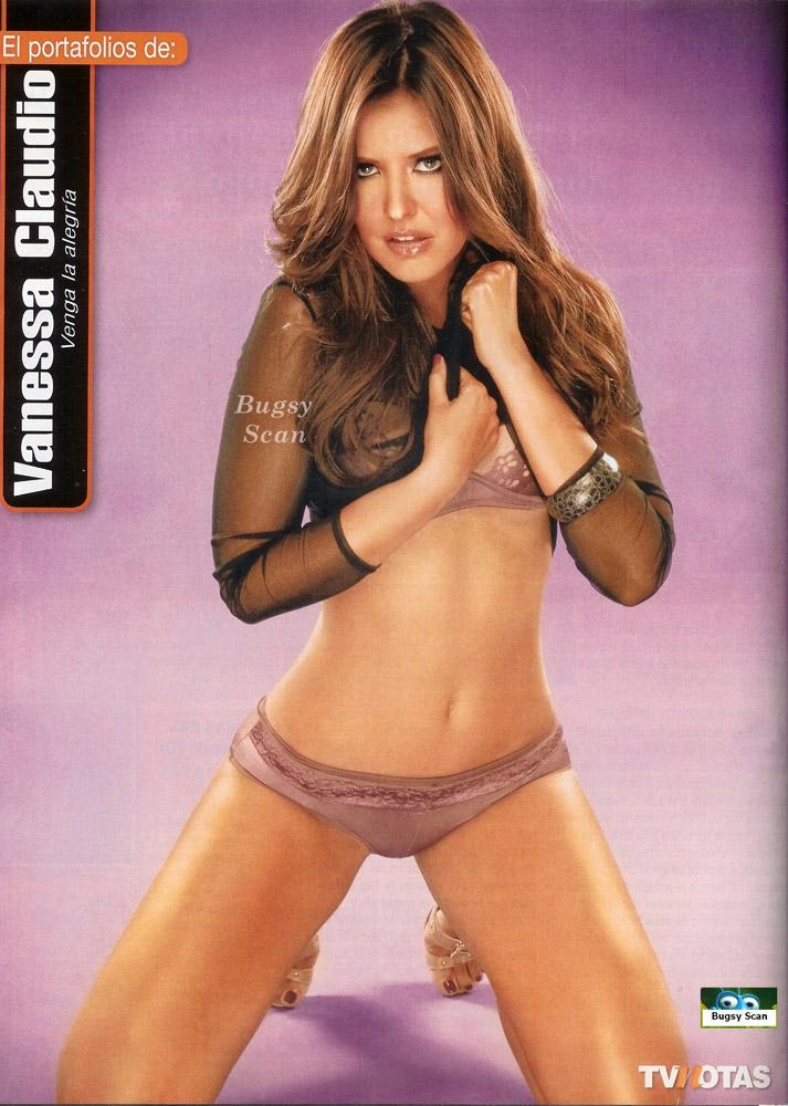 Vanessa Claudia revista tvnotas