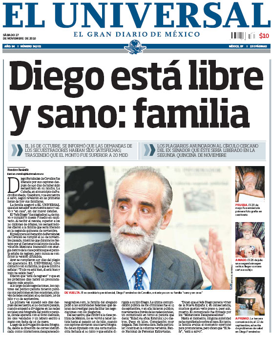 Diego El Universal