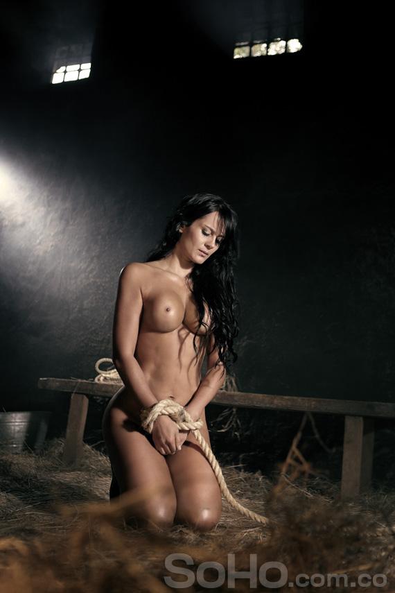 Eliana Franco desnuda Soho