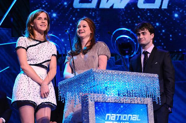 Emma Watson National Movie Awards 2010