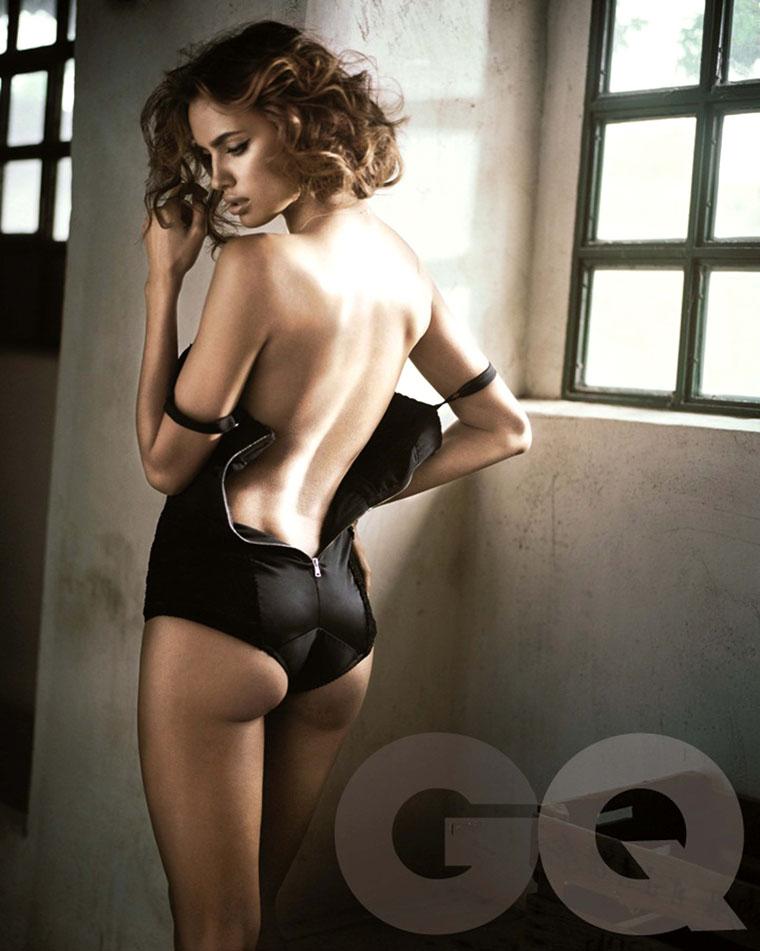 Irina Shayk GQ
