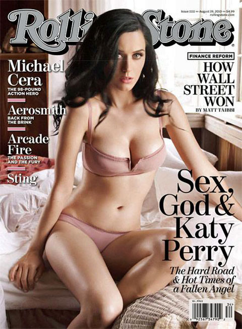 Katy Perry Rolling Stone Magazine