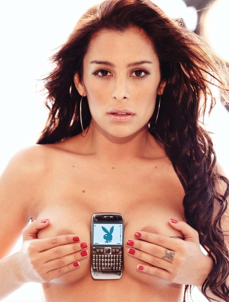 Larissa Riquelme Playboy Brasil