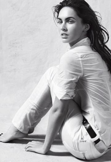 Megan Fox Armani