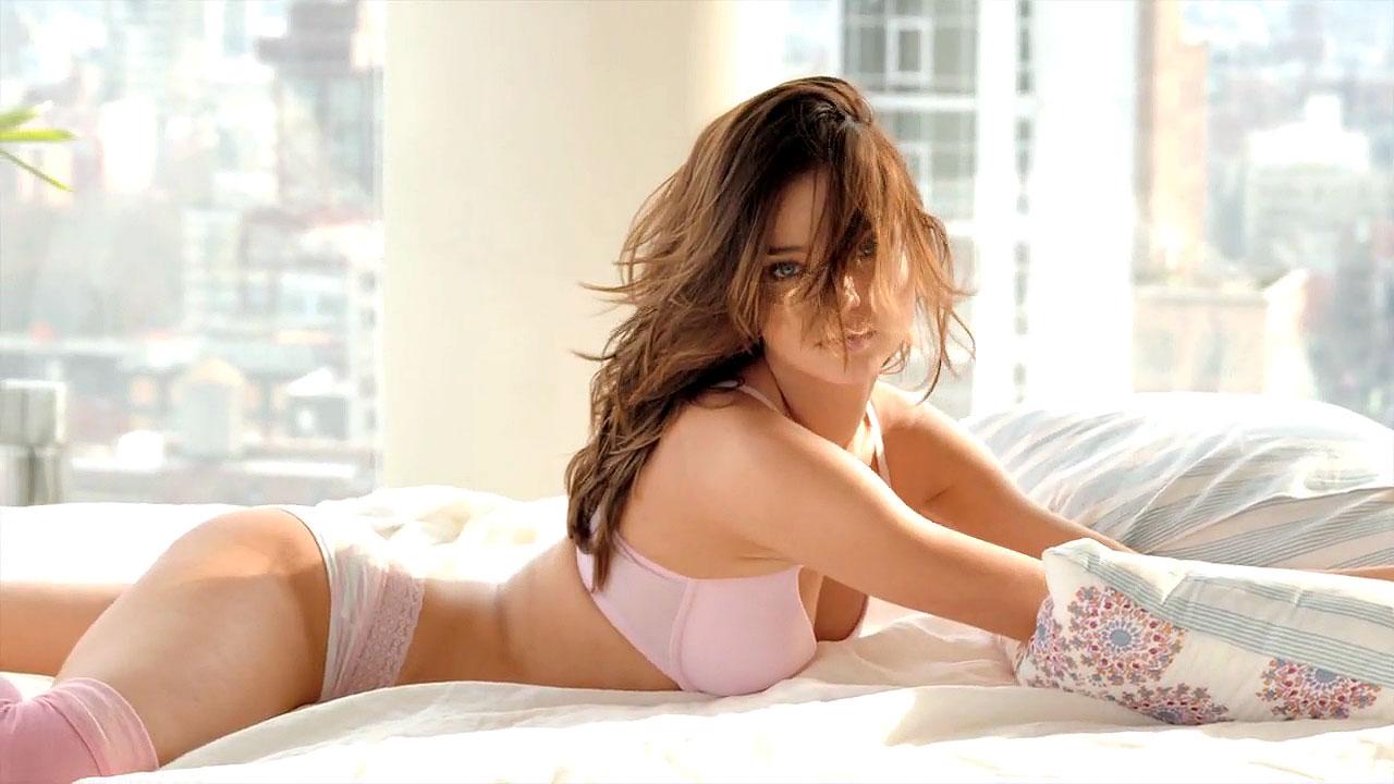 Miranda Kerr Comercial Victoria Secret