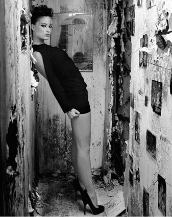 Olivia Wilde FLaunt