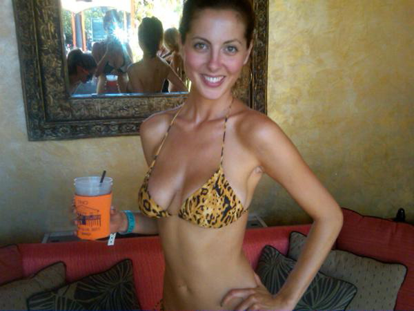 Eva Amurri en bikini