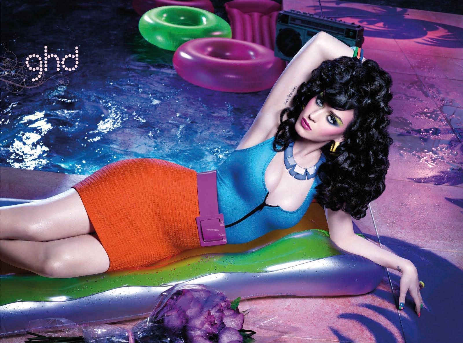 Katy Perry para GHD