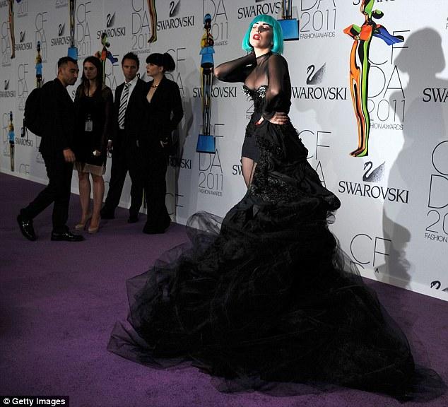 Lady Gaga Icon Award