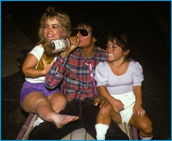 Michael Jackson Midgets