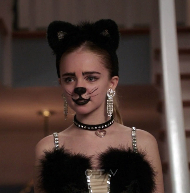 Penny Scavo Cat costume
