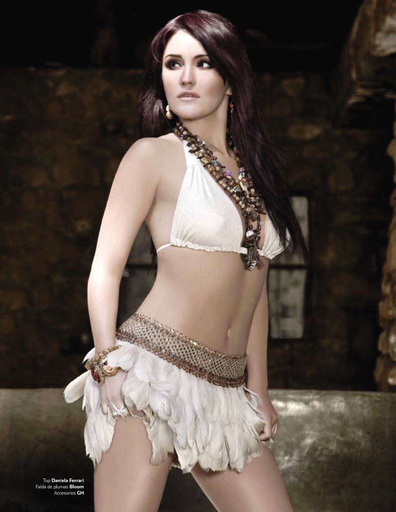 Dulce Maria revista Open