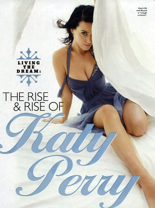 Katy Perry Cosmopolitan Australia 2011