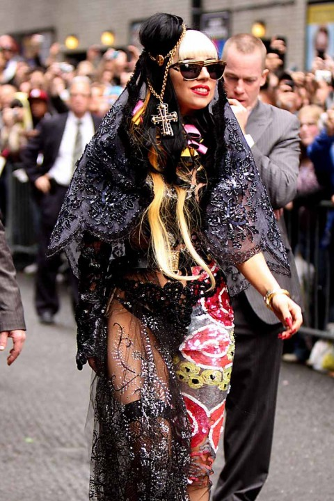 Lady Gaga New York