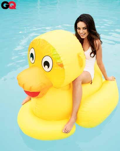 Mila Kunis revista GQ