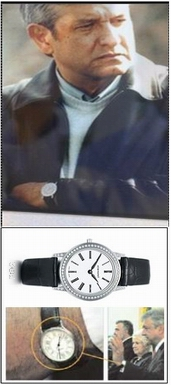 Obrador usa reloj Tiffany