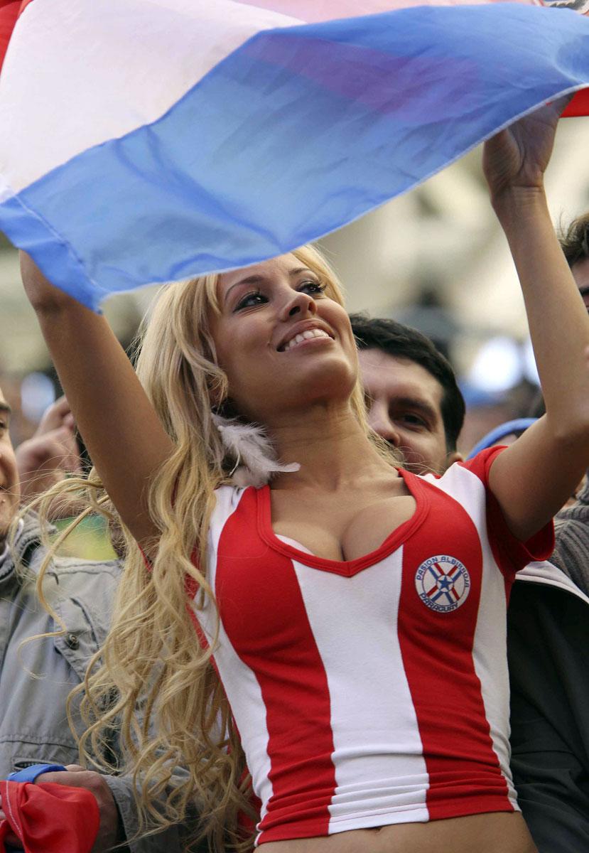 Patty Orue Copa America 2011