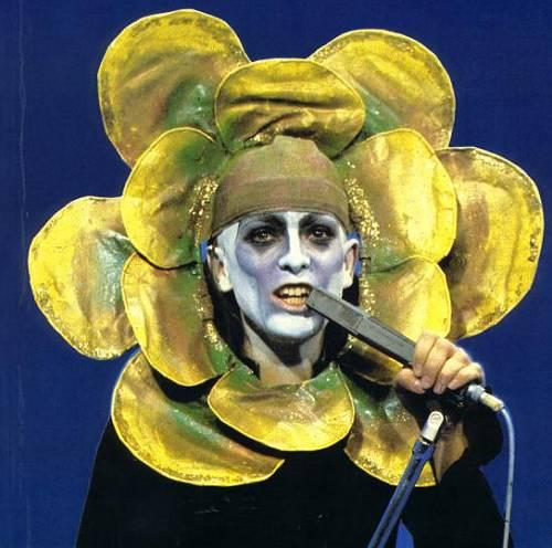 Peter Gabriel Flower