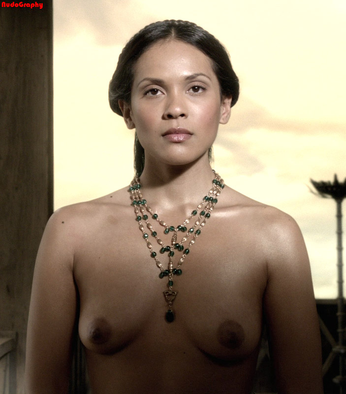 Lesley Ann Brandt Spartacus