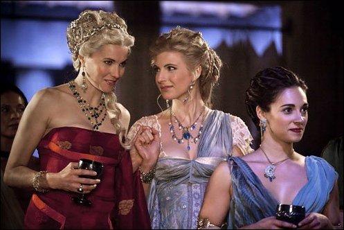 Spartacus Women