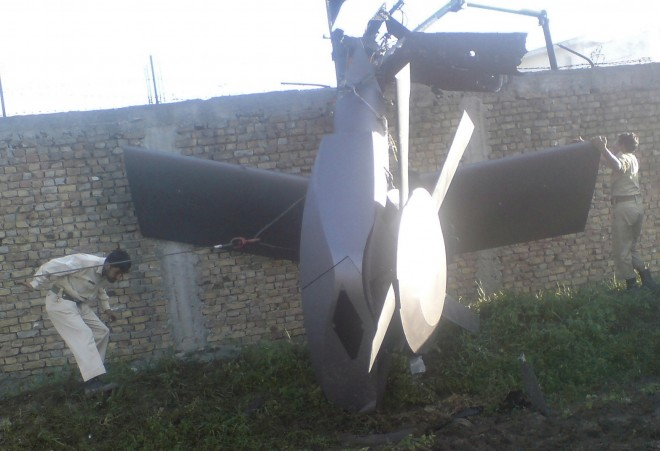 Stealth Helicopter