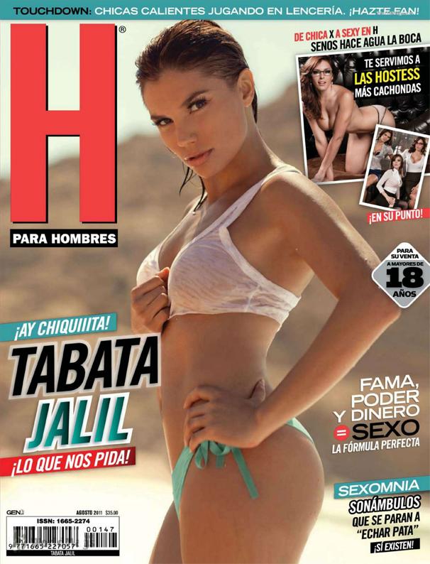 Tabata Jalil revista H