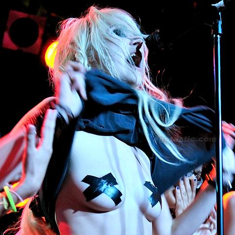 Taylor Momsen Barcelona