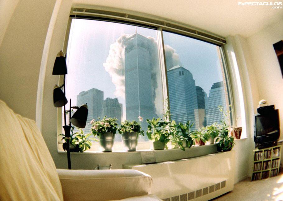 9-11 rare footage