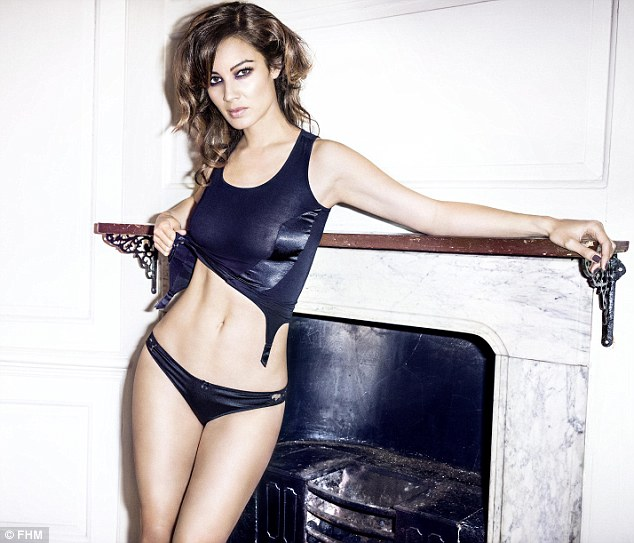 Berenice Marlohe FHM