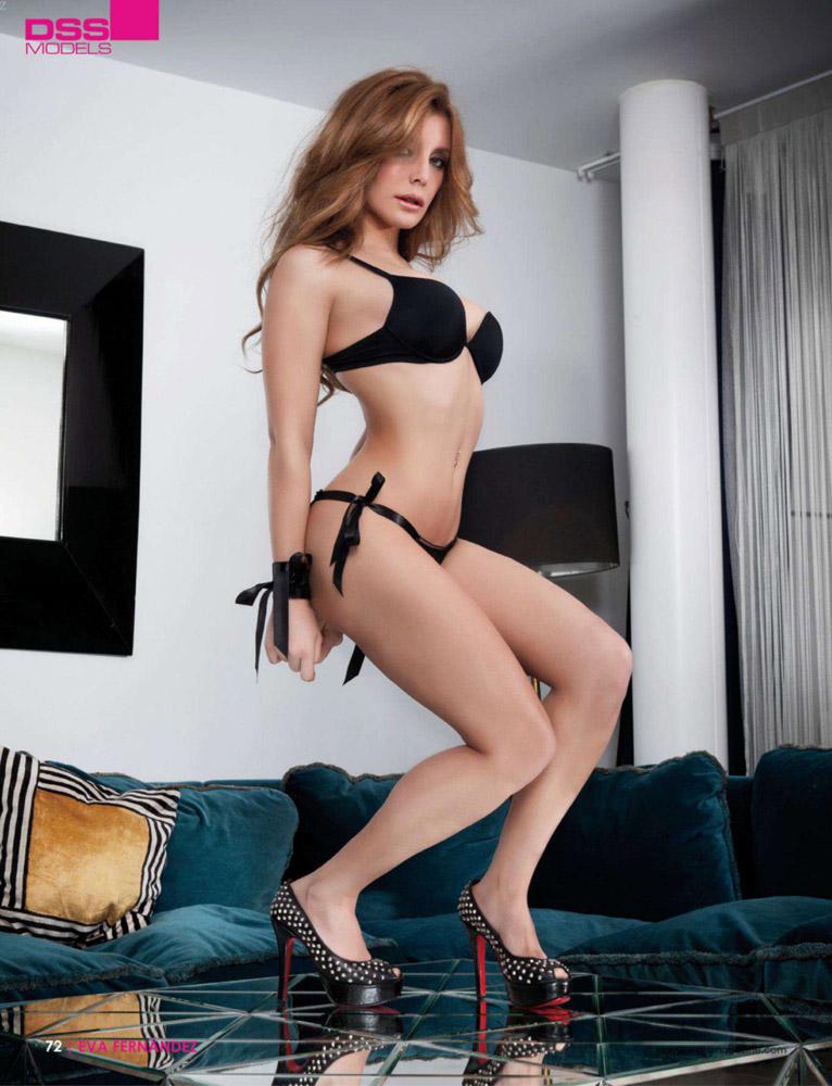 Eva Fernandez revista DSS
