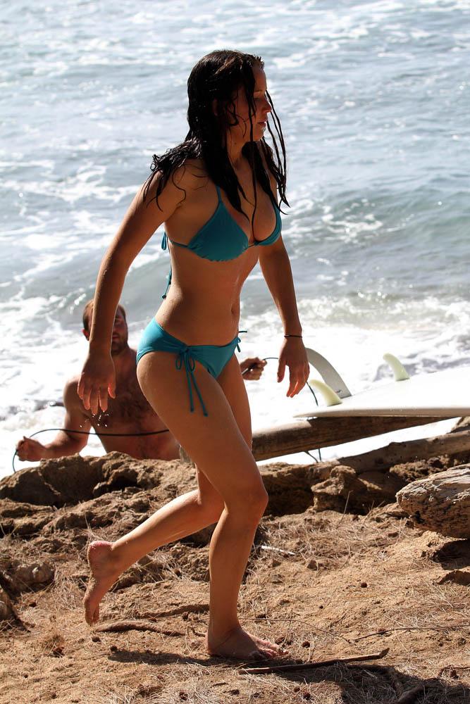 Jennifer Lawrence bikini