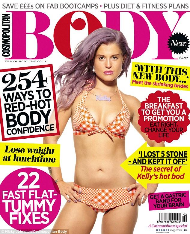 Kelly Osbourne en Bikini