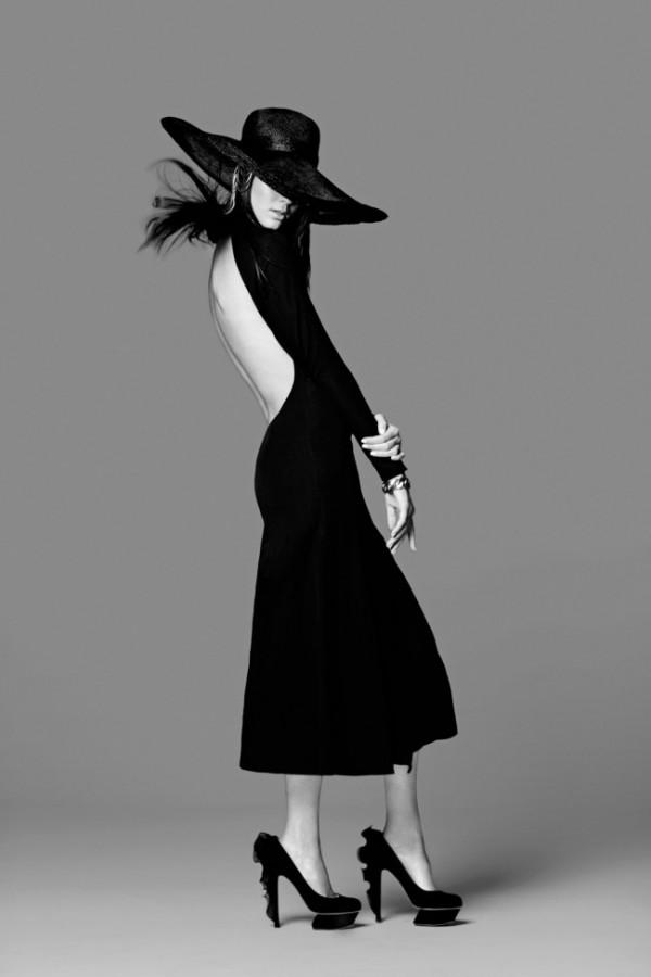 Kendall Jenner Miss Vogue