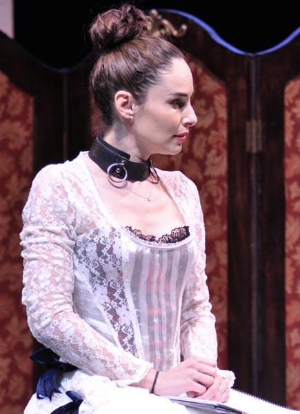 Ana Serradilla en Liguero