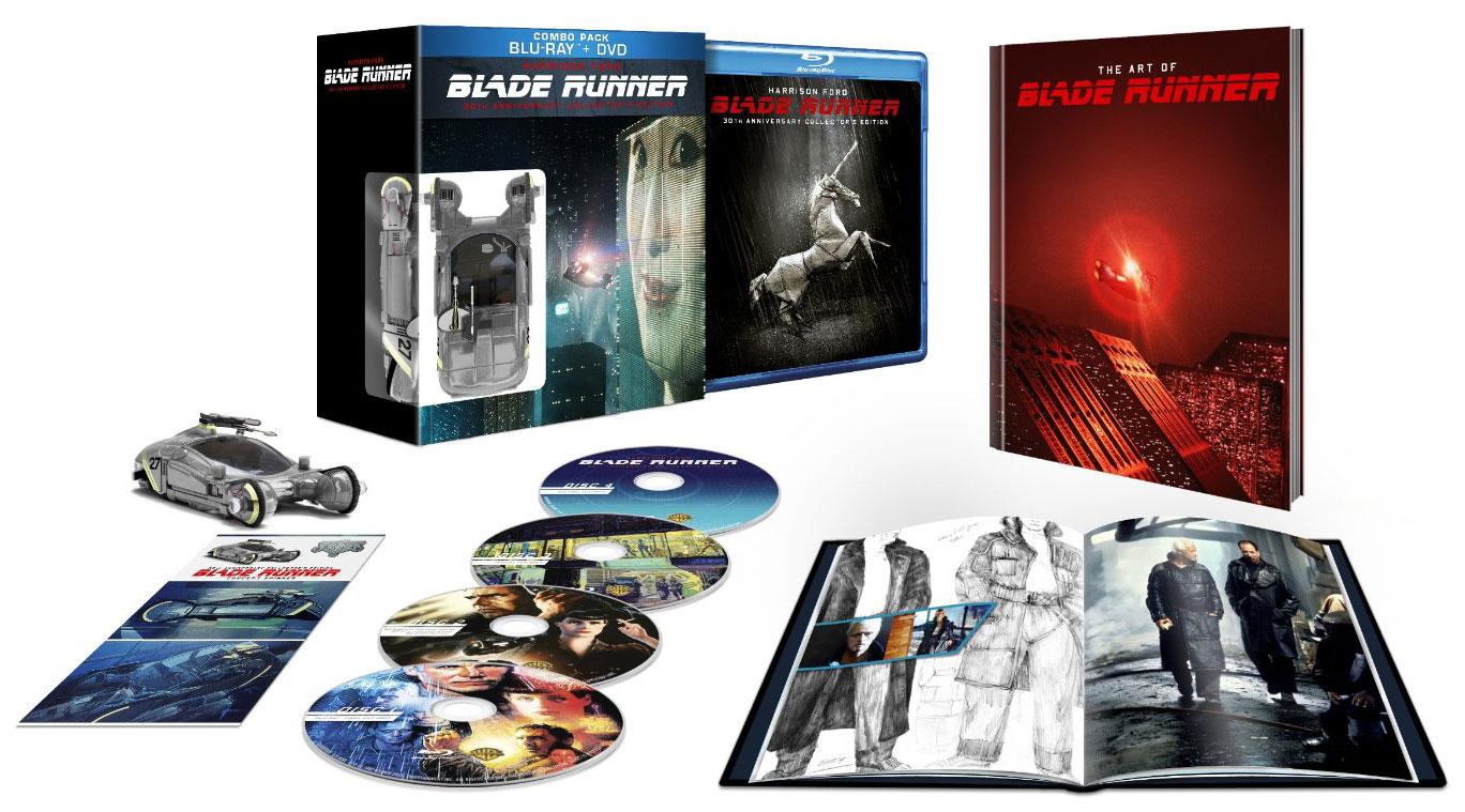 Blade Runner 30 aniversary edition