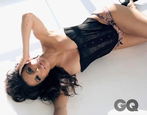 Eva Longoria revista GQ