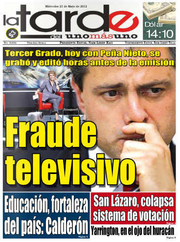 Fraude Televisivo