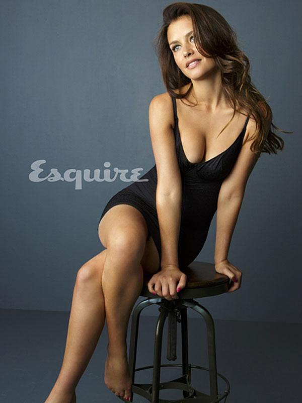 Hannah Ware revista Esquire